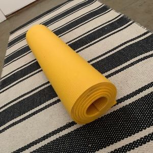 Other - Yellow Yoga Mat
